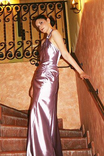Detaily nasej svadby - 25.4.2009 - Popolnocne saty - Lady M