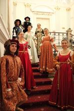 Program zabezpeceni... Dvorska renesancia v podani Festum Aeternum :-)