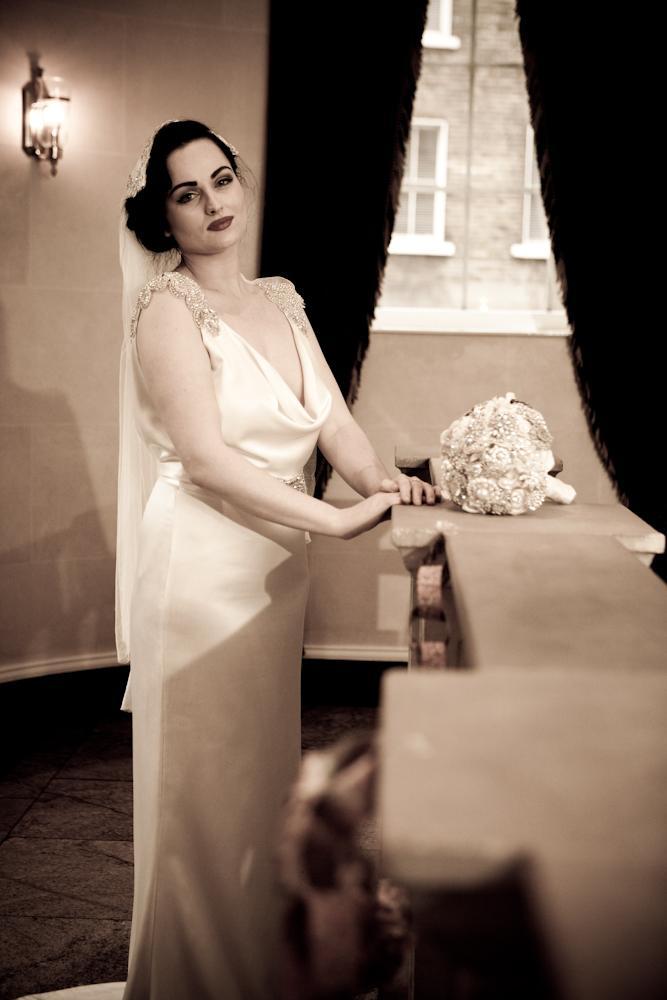 Art deco svadba - Obrázok č. 42