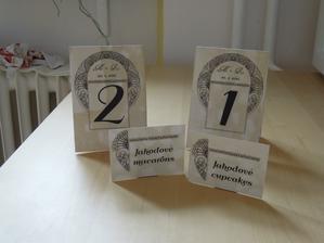 Cisla stolov a oznacenie kolacikov :-)