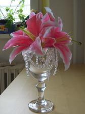 Finalny vyzor velkej dekoracie na stol :-)