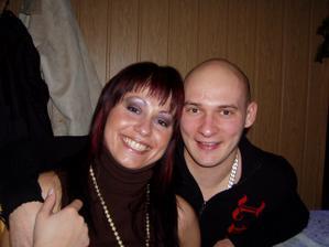 To sme my... štastne zasnúbení od 17. 6. 2005  - v den mojich 26 narodenín :-)