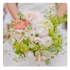 Svatební kytice od Klárky.