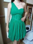 šifonove šaty, 40