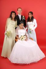 S mojimi družičkami-sestričkami