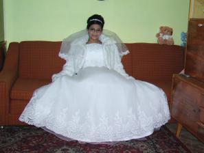 Nevesta čaká na ženícha
