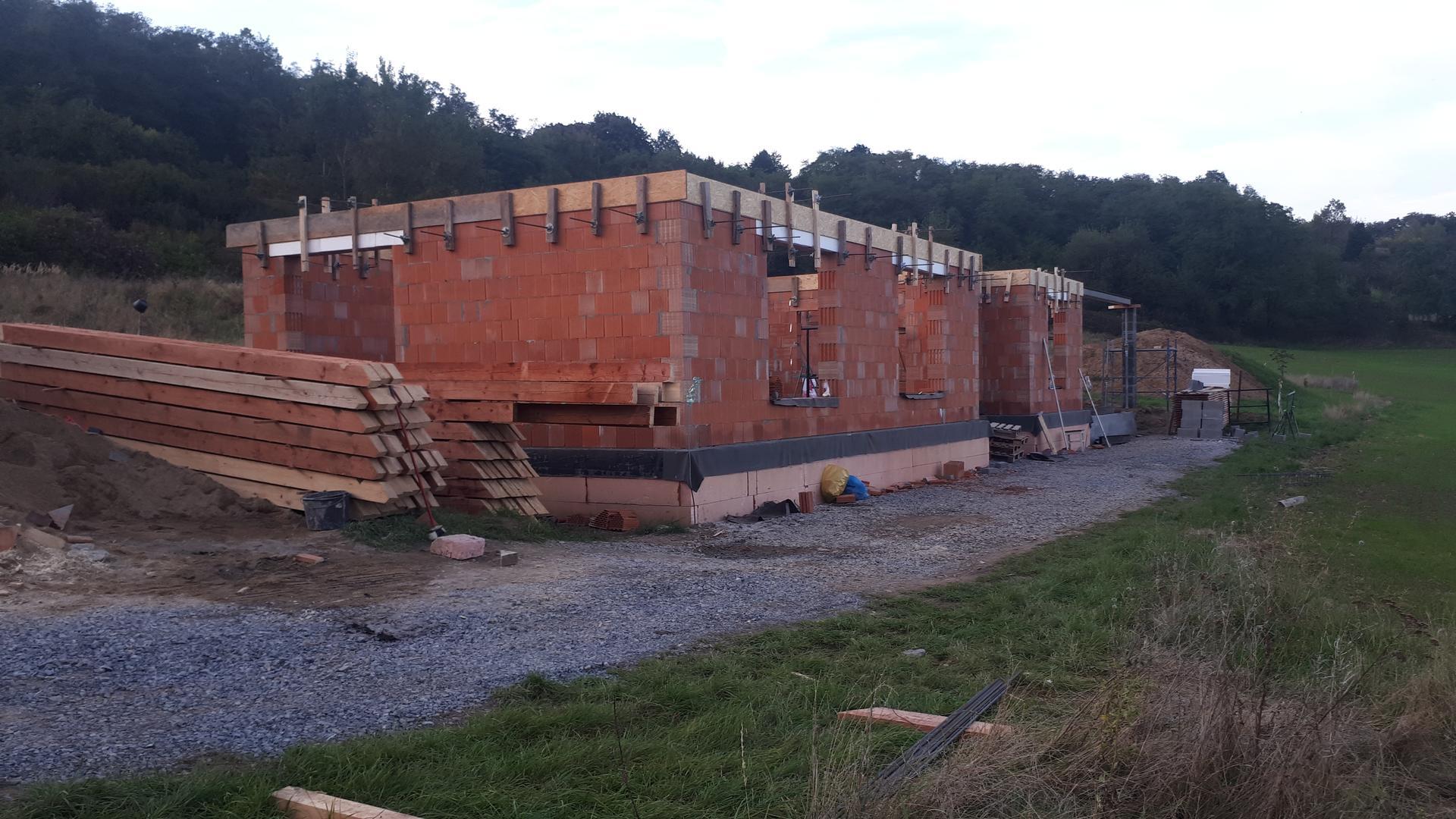 Stavíme dům - Obrázek č. 17