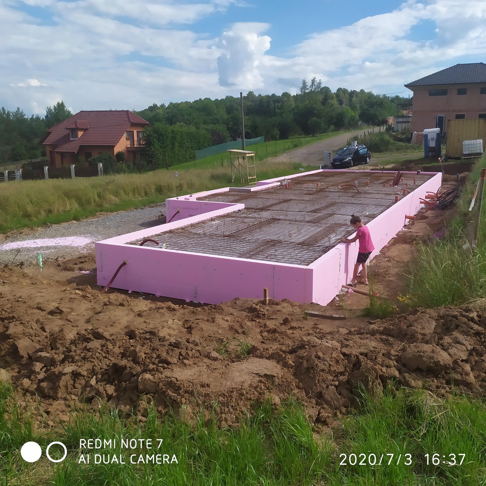 Stavíme dům - Obrázek č. 6