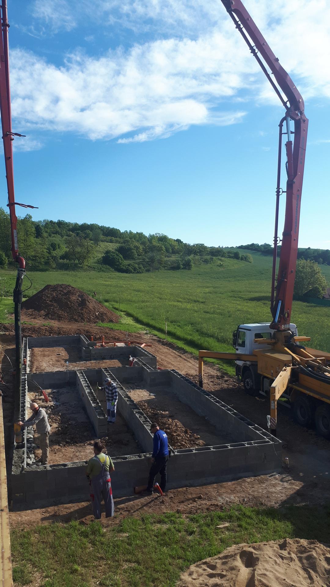 Stavíme dům - Obrázek č. 5
