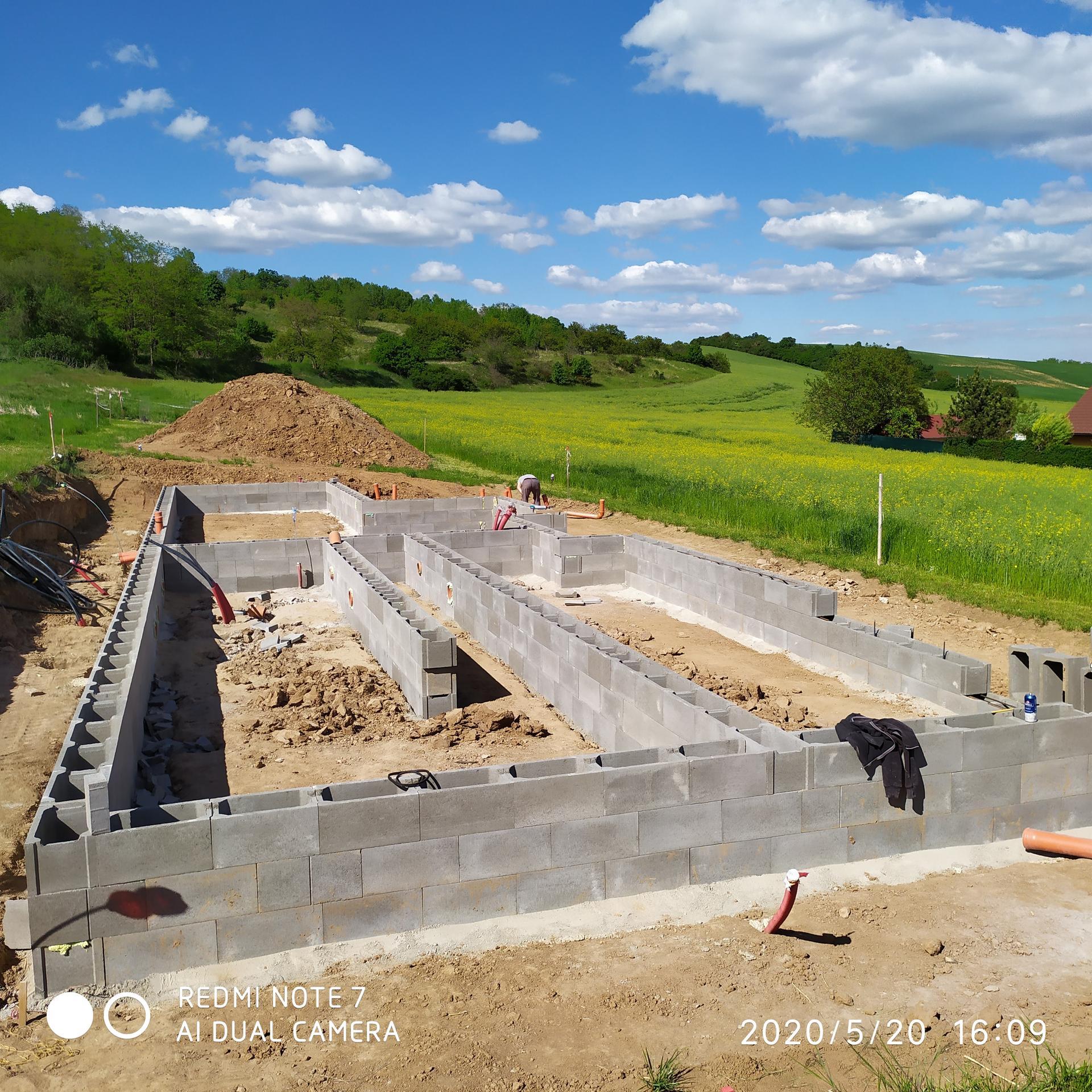 Stavíme dům - Obrázek č. 4