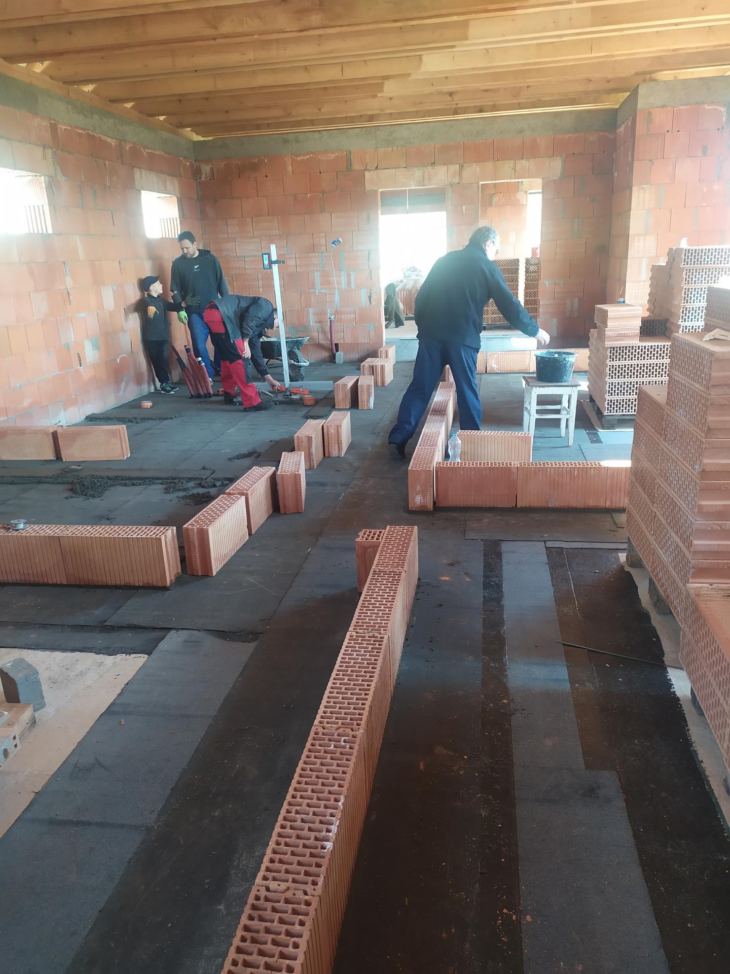 Stavíme dům - Obrázek č. 34