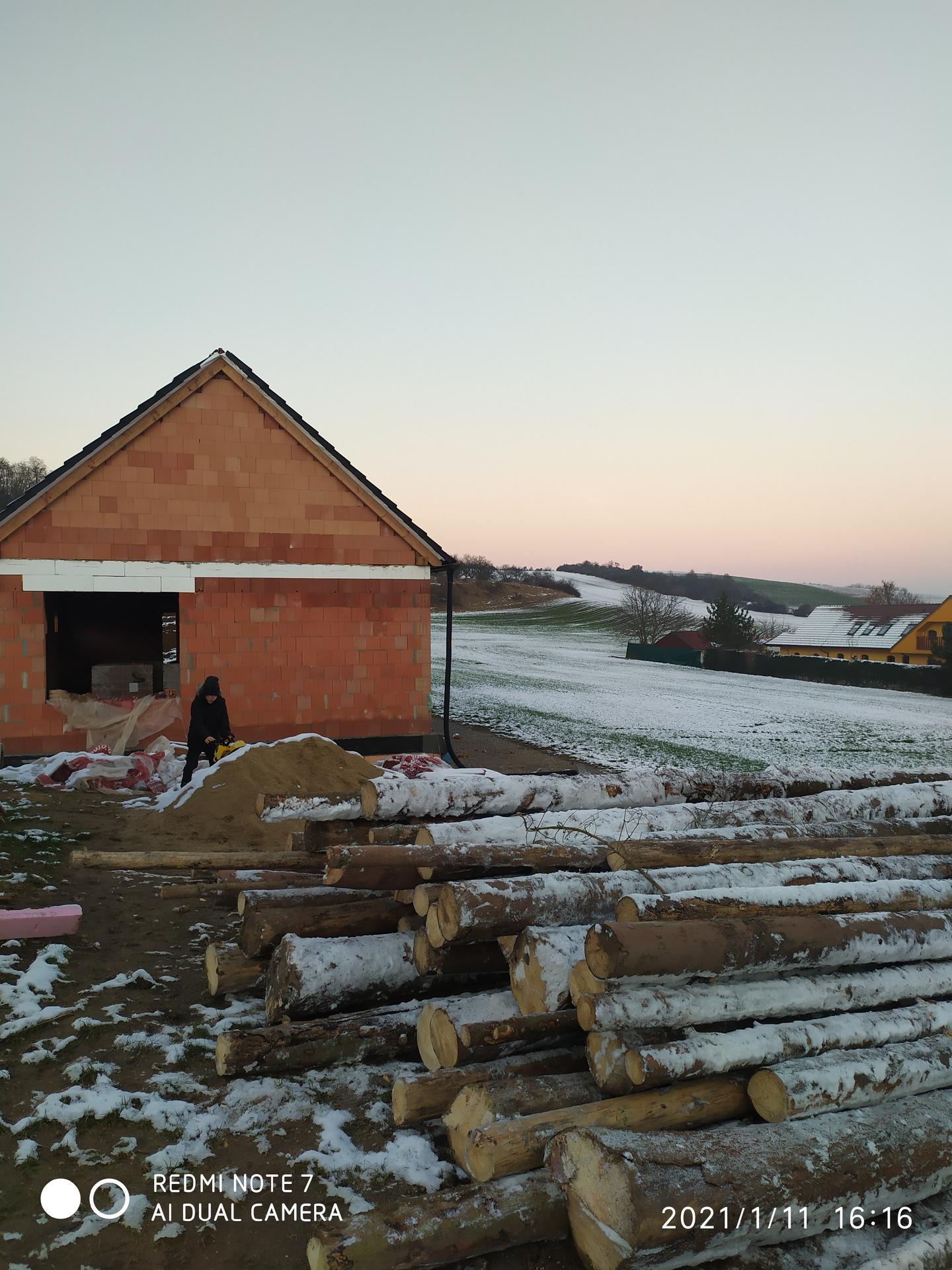 Stavíme dům - Obrázek č. 29