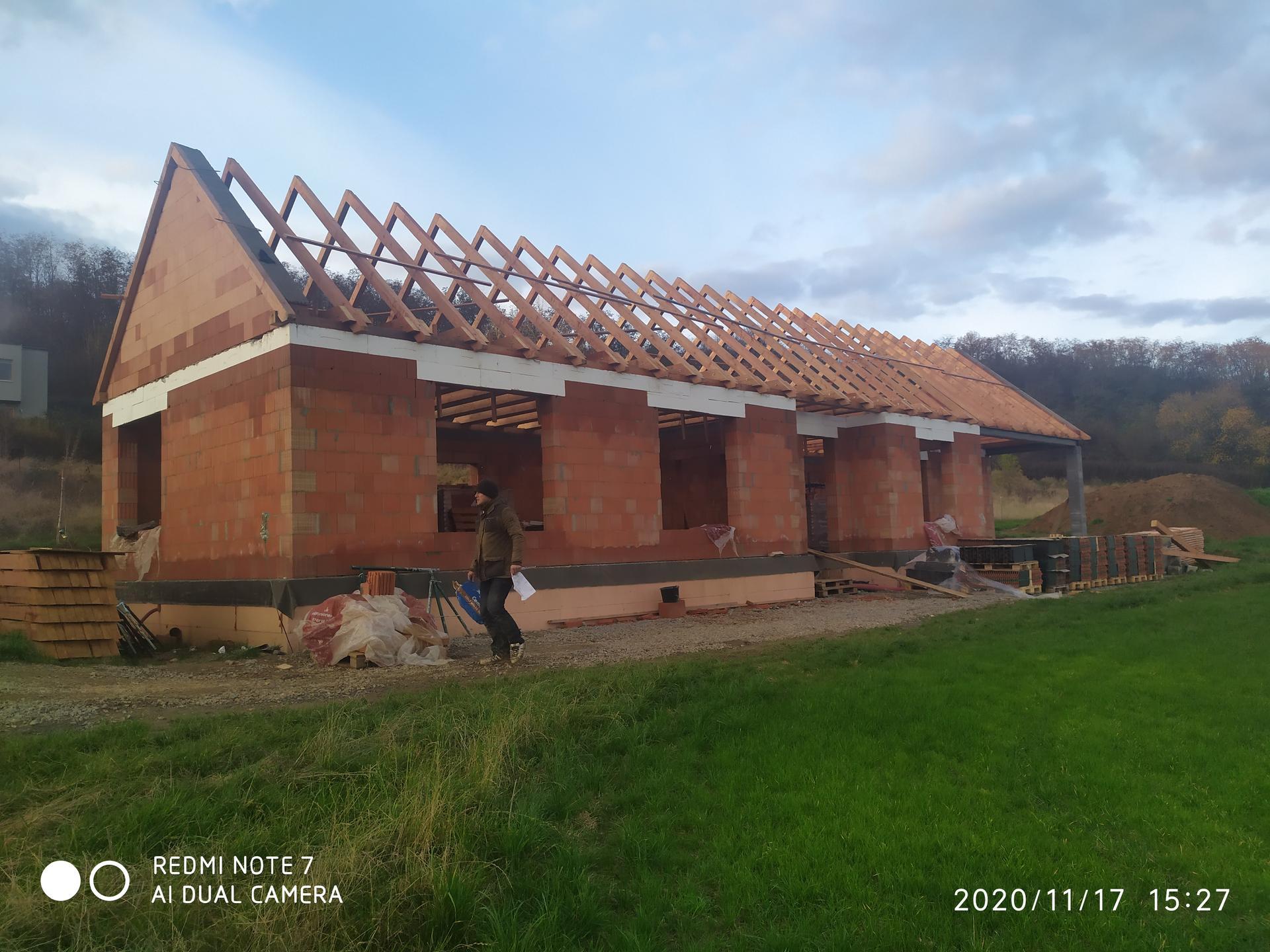 Stavíme dům - Obrázek č. 25
