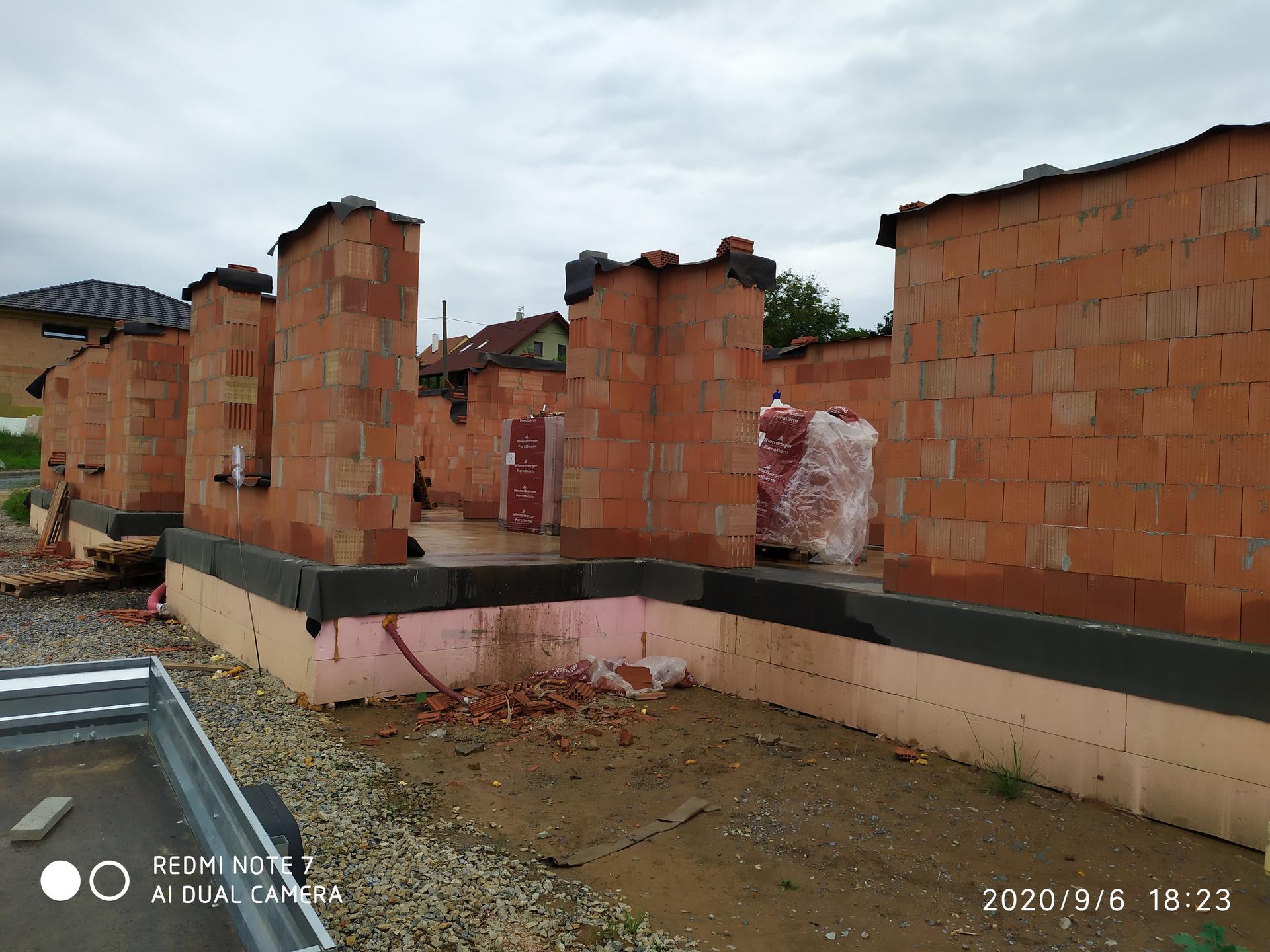 Stavíme dům - Obrázek č. 15