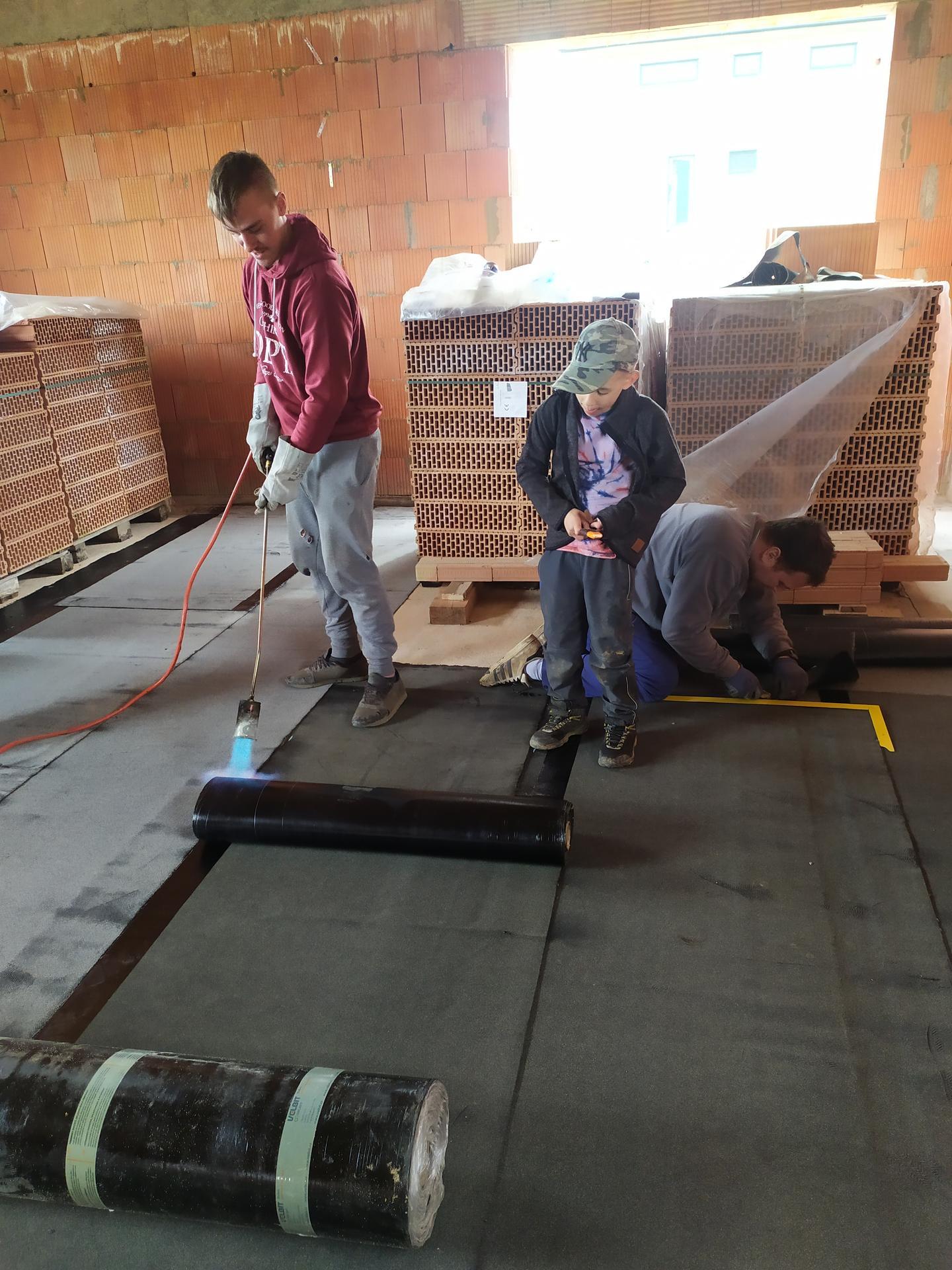 Stavíme dům - Obrázek č. 33