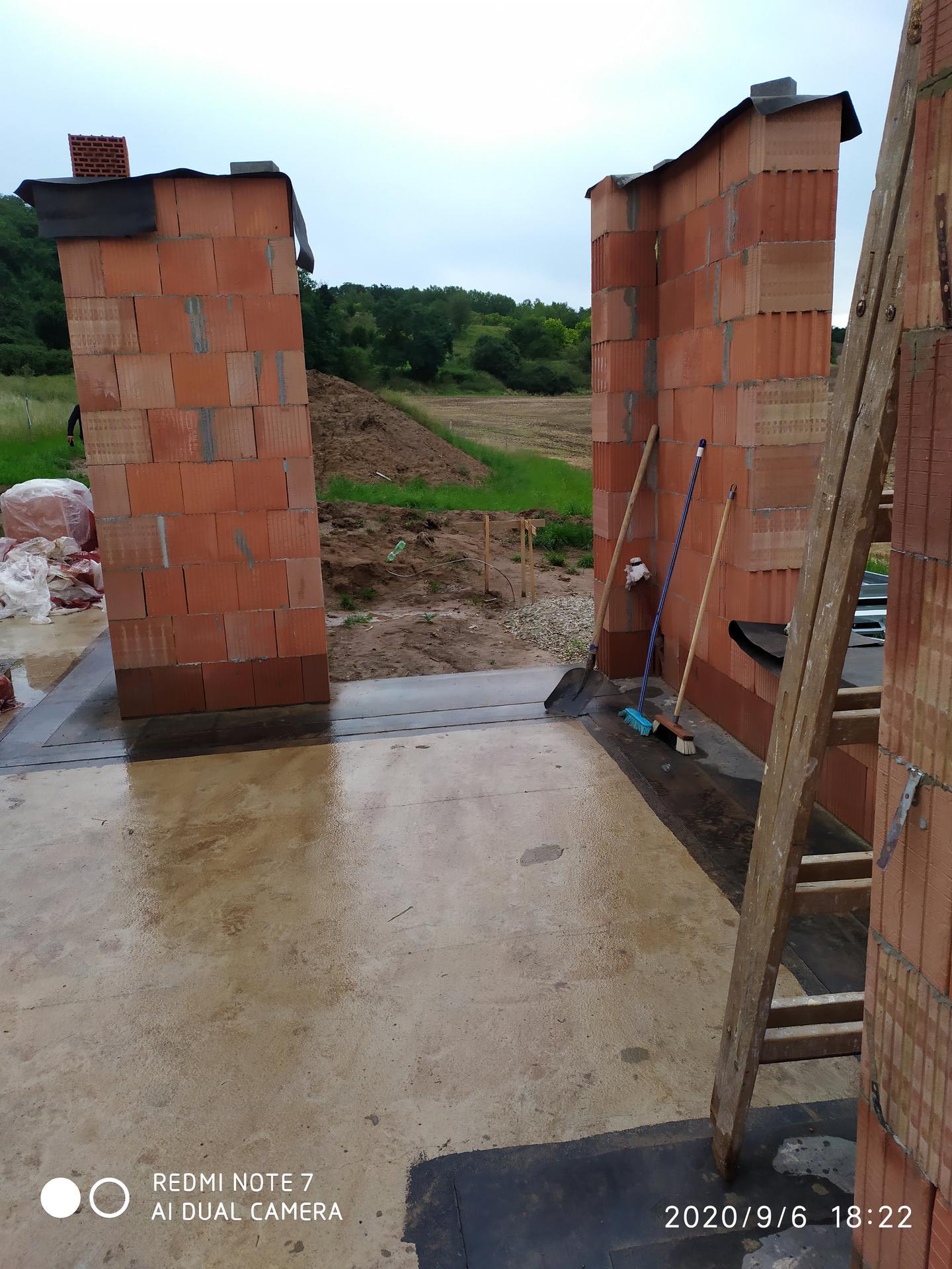 Stavíme dům - Obrázek č. 13