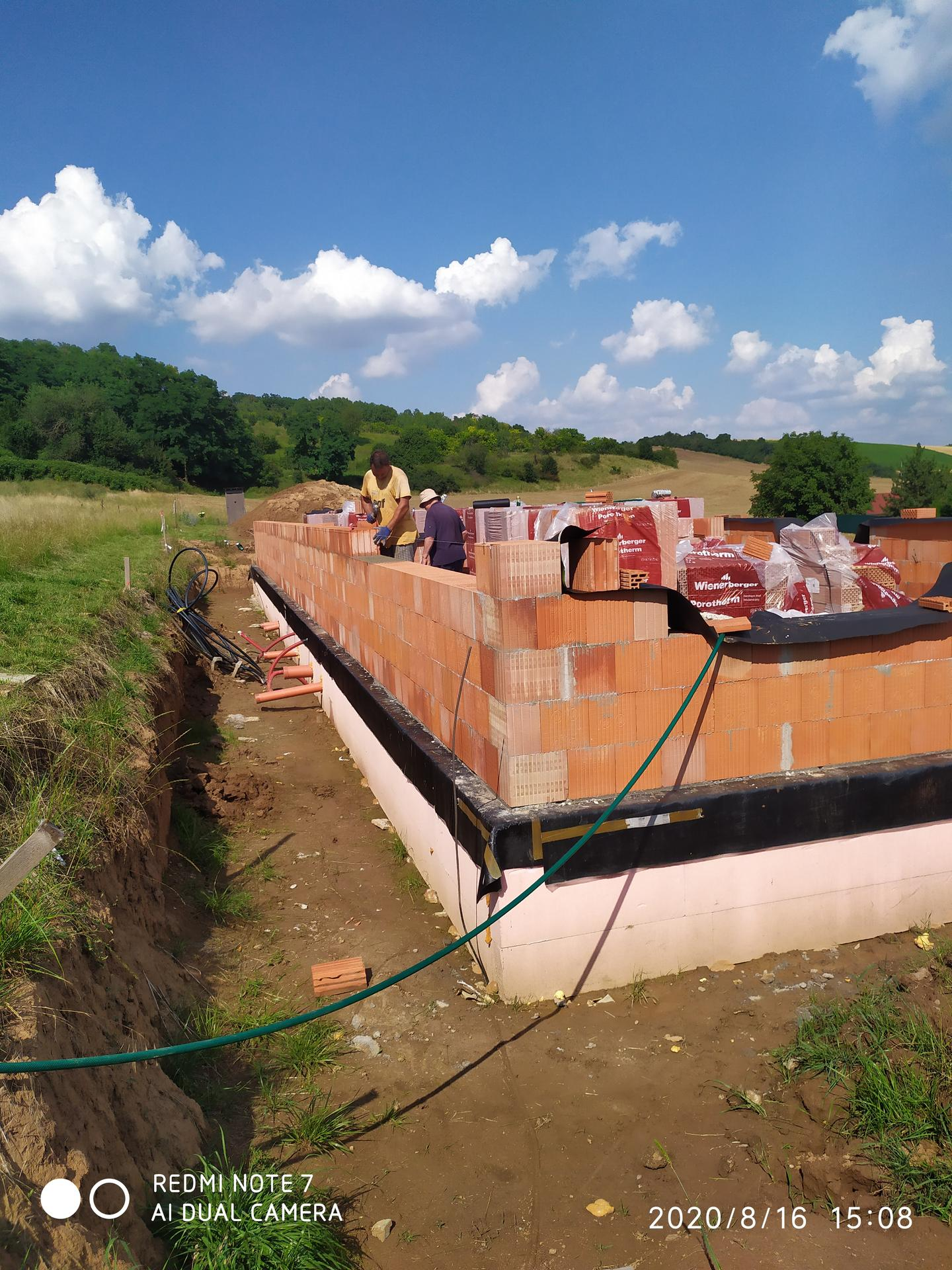 Stavíme dům - Obrázek č. 11