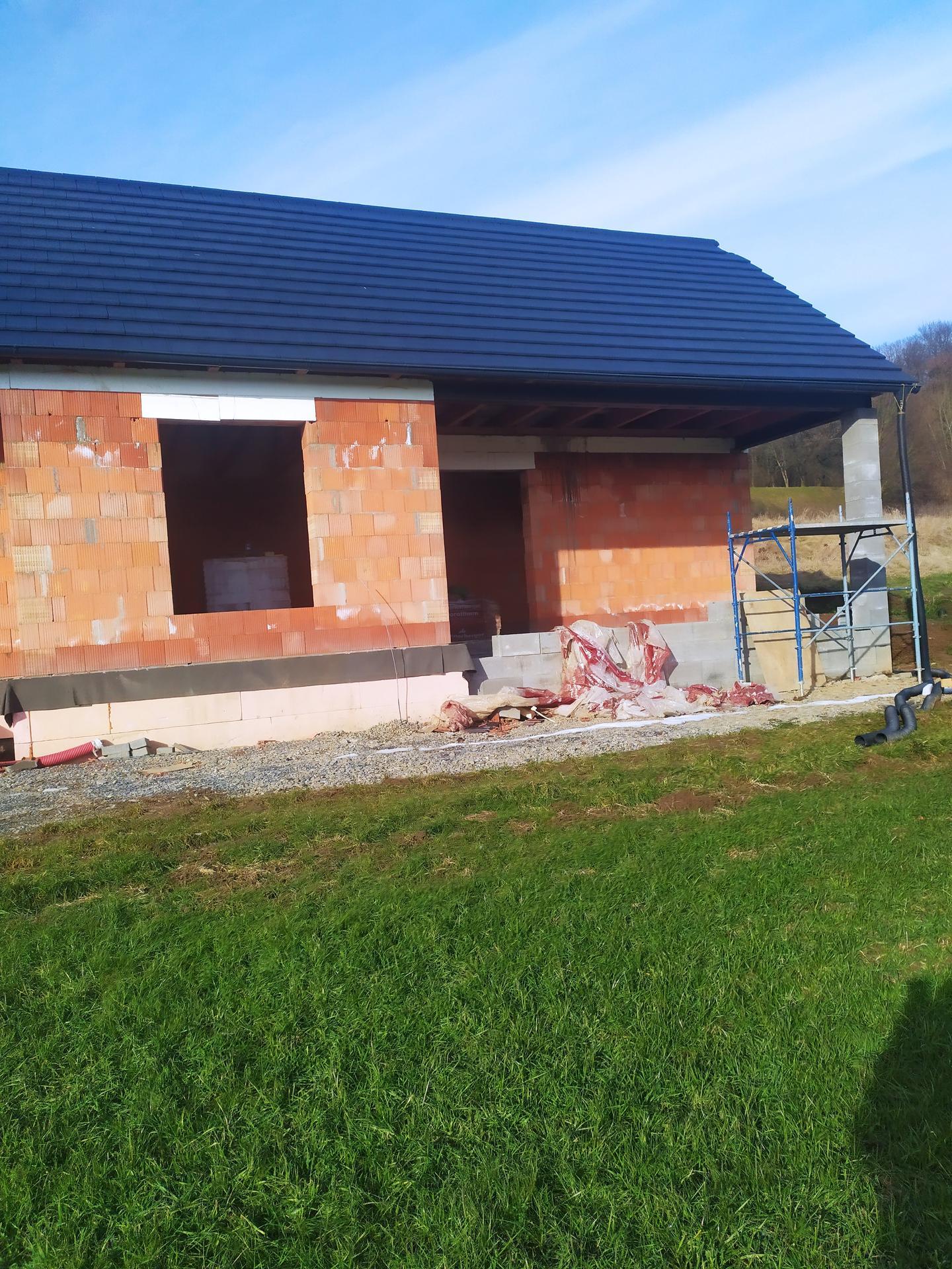Stavíme dům - Obrázek č. 30