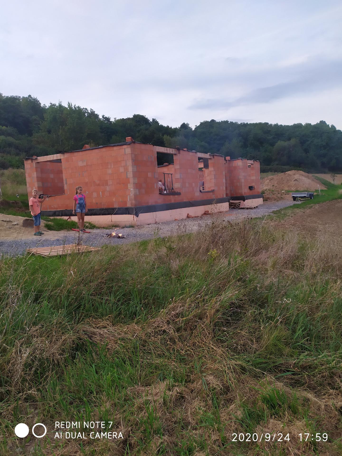 Stavíme dům - Obrázek č. 16