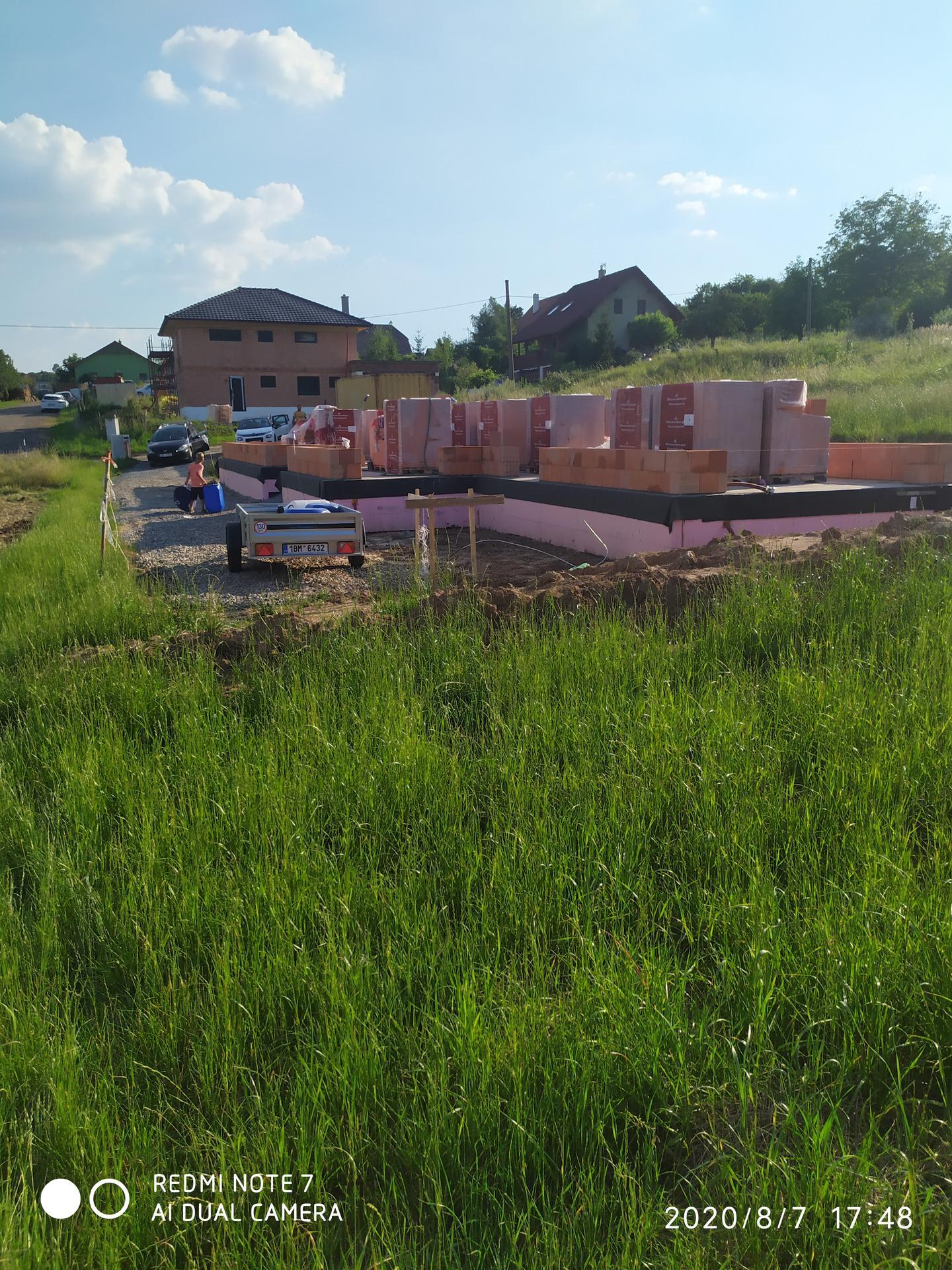 Stavíme dům - Obrázek č. 10