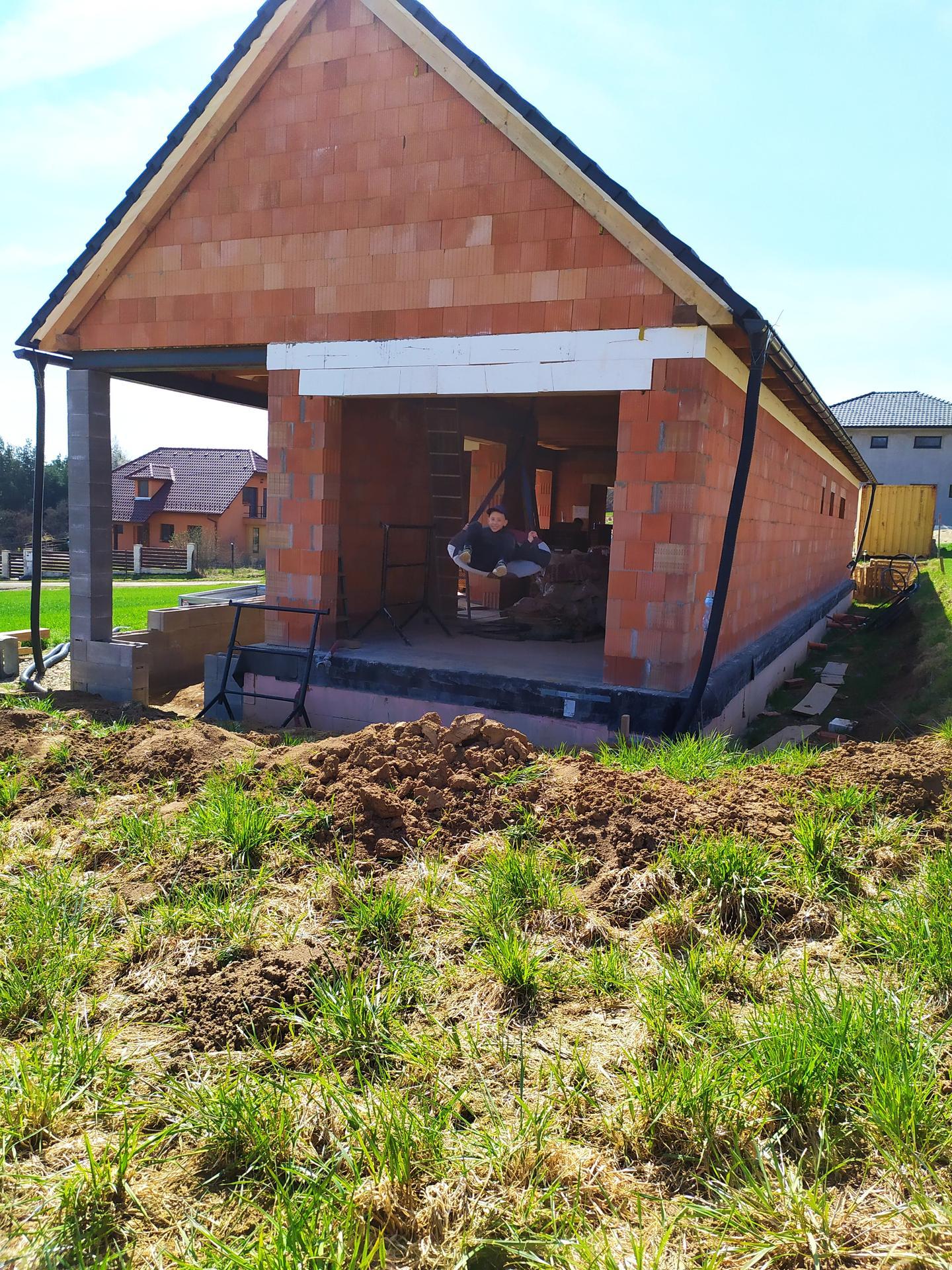 Stavíme dům - Obrázek č. 35