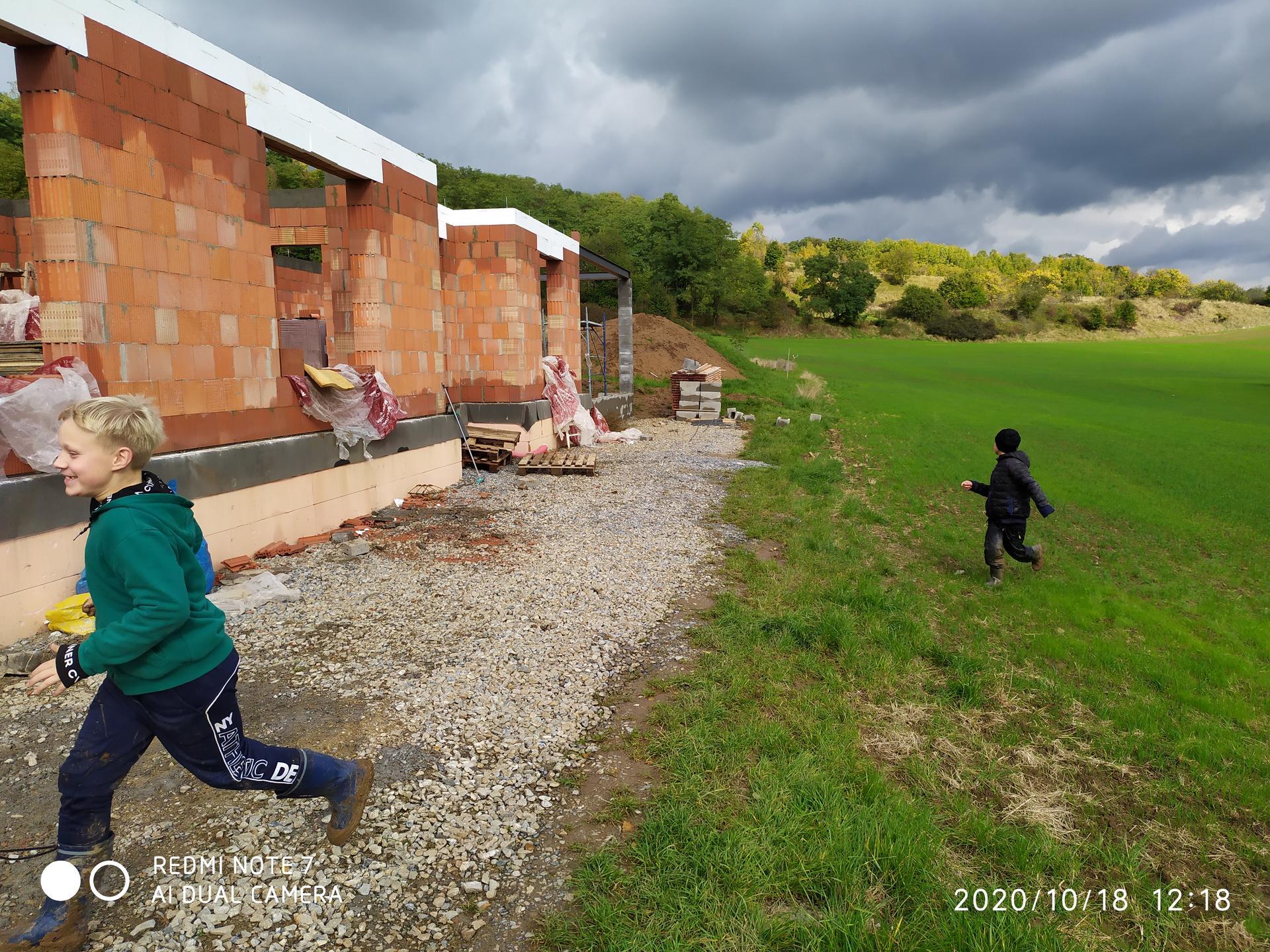 Stavíme dům - Obrázek č. 20