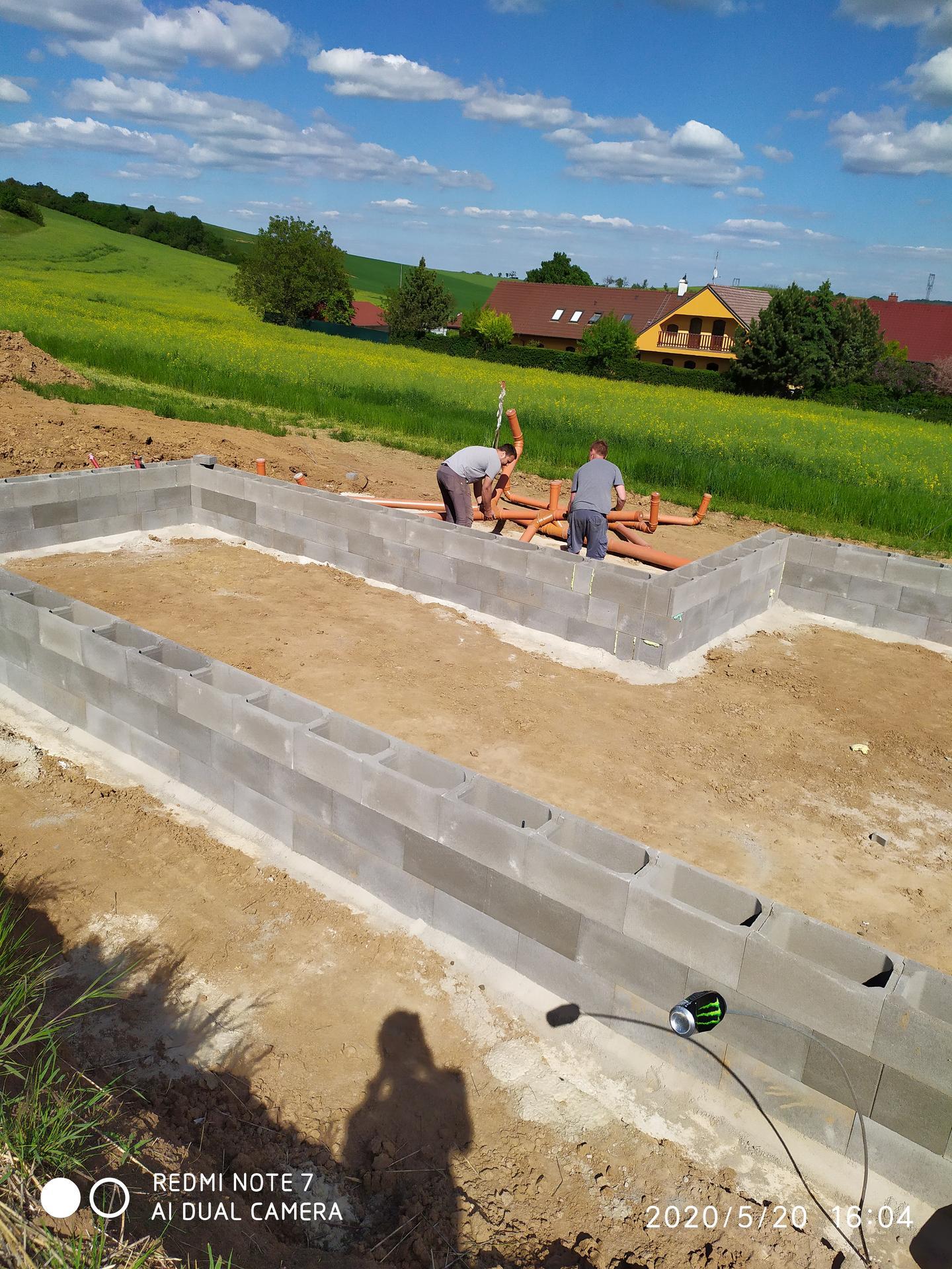 Stavíme dům - Obrázek č. 3
