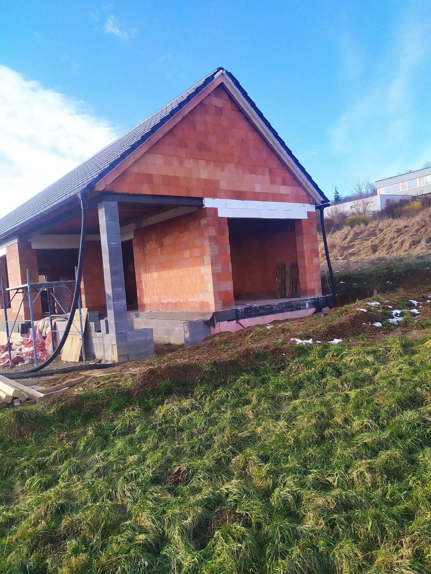 Stavíme dům - Obrázek č. 31