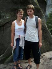 my na  první dovolené 2005