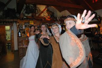 gotické tanečnice:-)