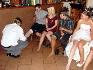 najdi nevěstu...