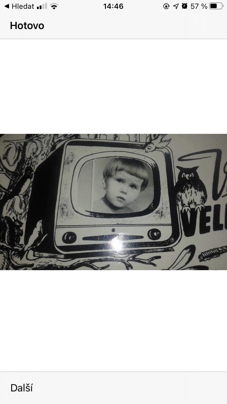 Letošni Velikonoce opět jiné - tak trochu netradiční. Pro rozveselení jedna moje vzpomínka z dětstvi - všimněte si hlavně mého sestřihu hodného televizní hlasatelky😂😂😂 - Obrázek č. 2