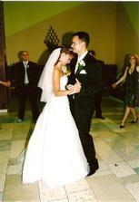 Prvý novomanželský tanček