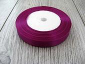 Saténová stužka tmavofialová- D. Violet 12,5mmx32m,