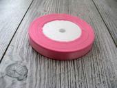 Saténová stužka ružová - Pink 12,5mmx32m,