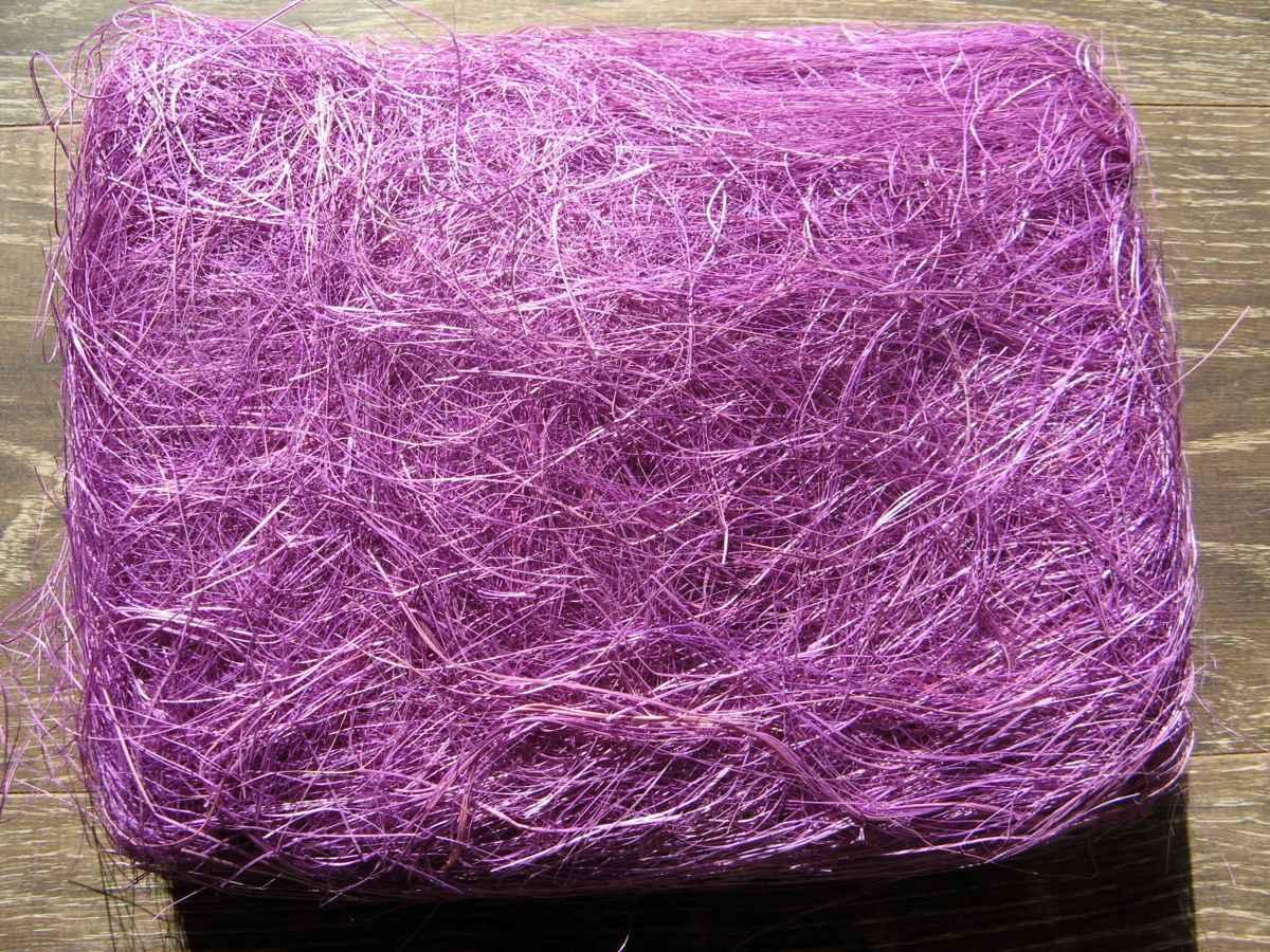 sisal fialový 200g - Obrázok č. 2