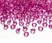 Dekoračné diamanty 12mm 100ks - viac farieb,