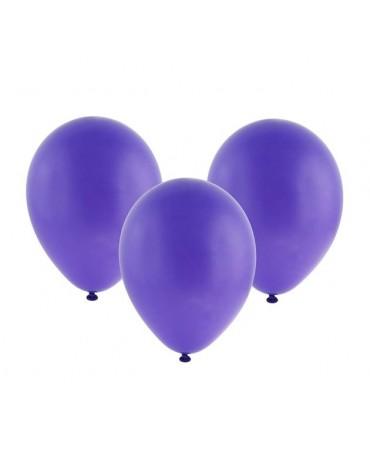 Latexový balón pastelový 30cm - viac farieb - Obrázok č. 2