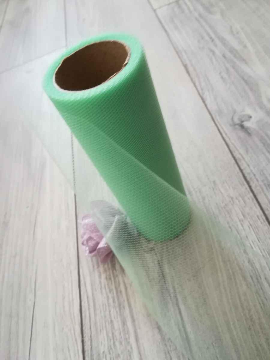 Tyl mentolový 15cmx9m - predaj - Obrázok č. 4