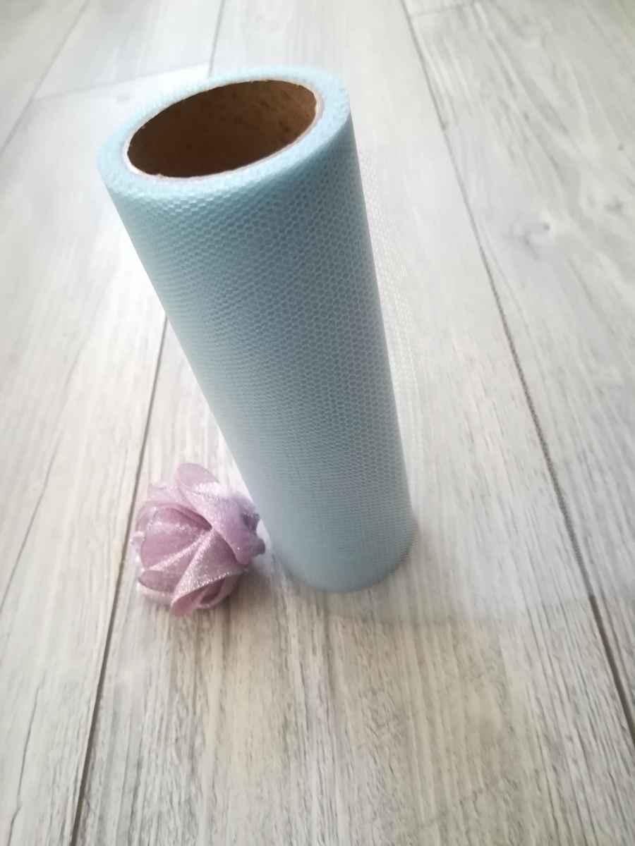 Tyl pastelovomodrý 15cmx9m - predaj - Obrázok č. 3
