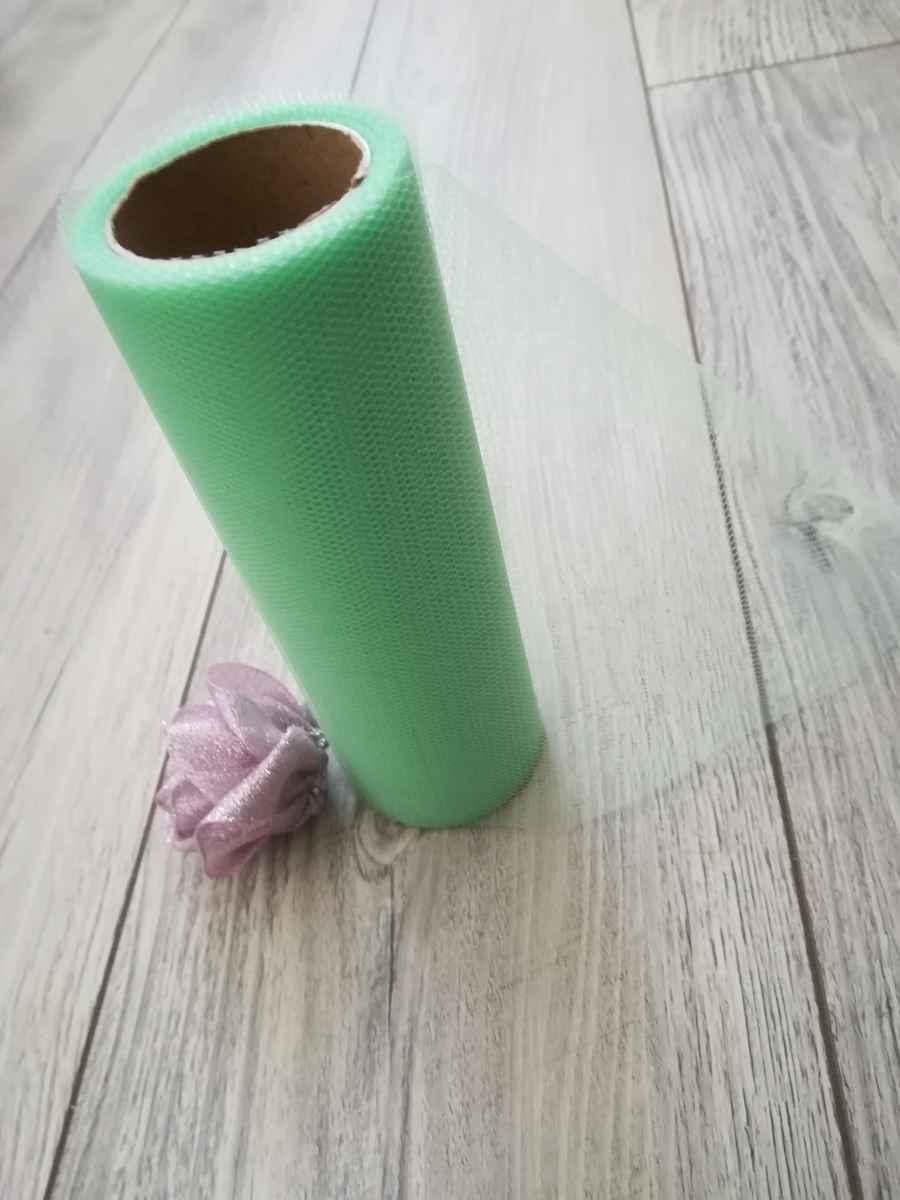 Tyl mentolový 50cmx9m - predaj - Obrázok č. 3