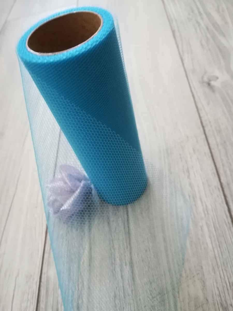 Tyl modrý ll. 50cmx9m - predaj - Obrázok č. 4