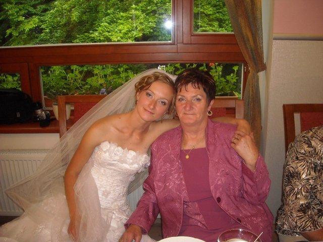Lucia Ondová{{_AND_}}Matúš Šveda - s mamkou