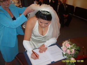 podpísek........
