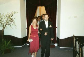 ženich s mámou