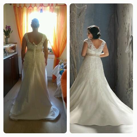 Moje svadobné z ebay... - Obrázok č. 2
