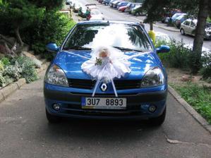 Naše nové autíčko