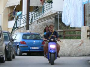 Líbánky v Řecku - Chalkidiki - Kassandra