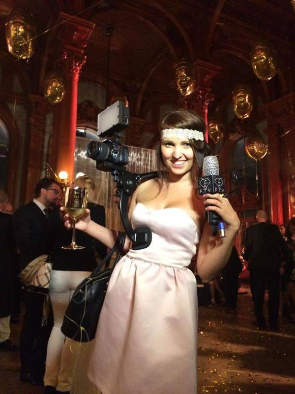 flamvideos - Natáčení pro Fashion TV v Karlových Varech