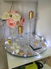 Zrkadlá na stôl ( bez tých vecí na ňom) 🙂